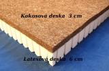 Kokosová matrace s latexem