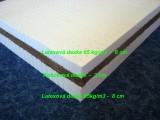 Latexová matrace s kokosovou deskou