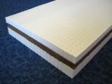 Latexová matrace s kokosovou deskou LAKO II