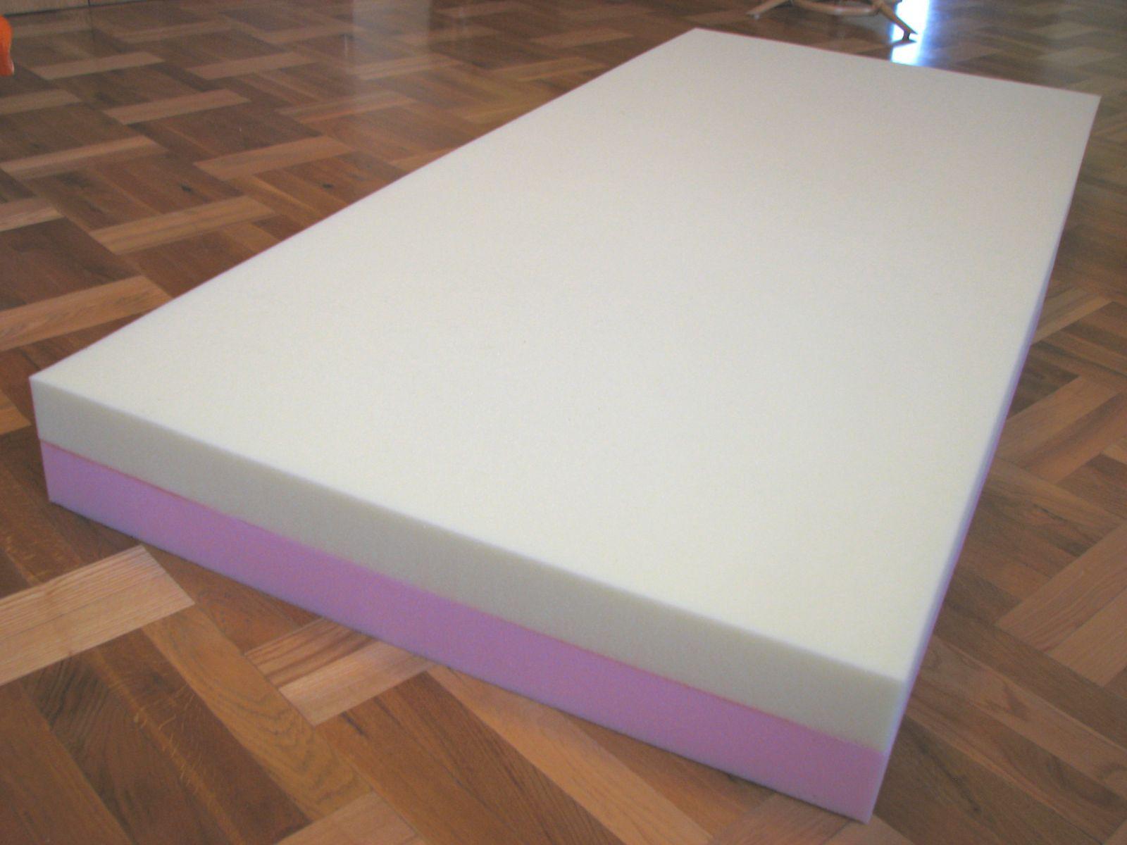 Matrace ze studené pěny DUO - I 200 x 100 x 17 Madona